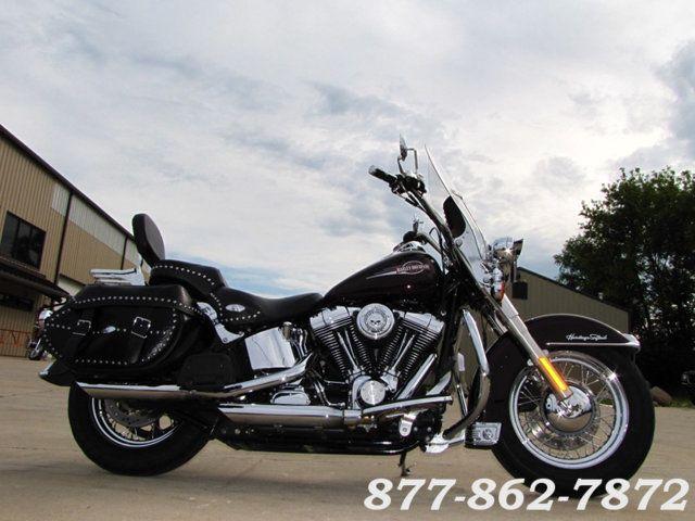 2006 Harley-Davidson HERITAGE SOFTAIL FLSTCI HERITAGE SOFTAIL McHenry, Illinois 44