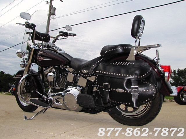 2006 Harley-Davidson HERITAGE SOFTAIL FLSTCI HERITAGE SOFTAIL McHenry, Illinois 5