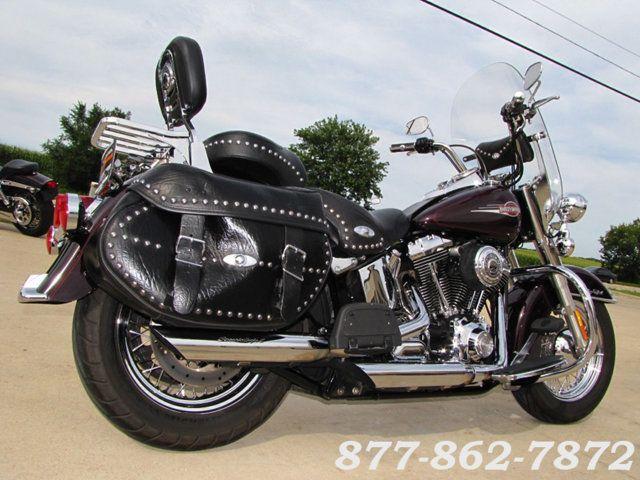 2006 Harley-Davidson HERITAGE SOFTAIL FLSTCI HERITAGE SOFTAIL McHenry, Illinois 7