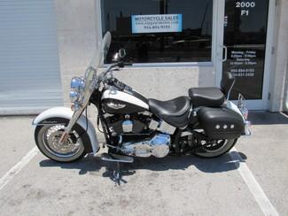 2006 Harley Davidson Softail Deluxe Dania Beach, Florida 7