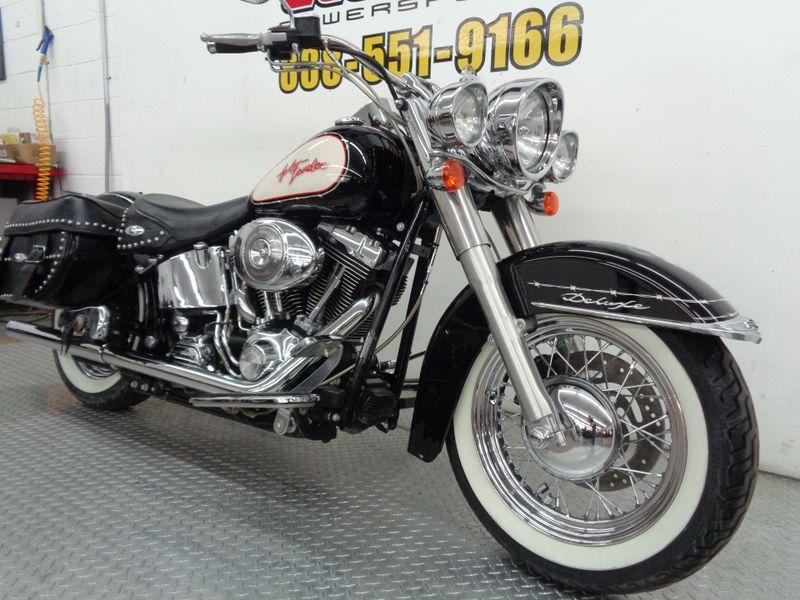 2006 Harley Davidson Softail Deluxe   Oklahoma  Action PowerSports  in Tulsa, Oklahoma