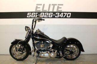 2006 Harley Davidson Softail Springer Classic Heritage FLSTSCI Boynton Beach, FL 9