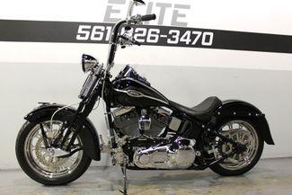 2006 Harley Davidson Softail Springer Classic Heritage FLSTSCI Boynton Beach, FL 50