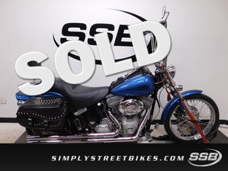 2006 Harley-Davidson Softail Standard FXSTI in Eden Prairie
