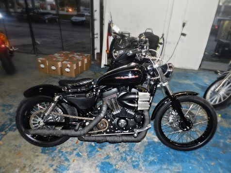 2006 Harley-Davidson Sportster 1200 Custom XL1200C Custom Bobber! Must See! in Hollywood, Florida