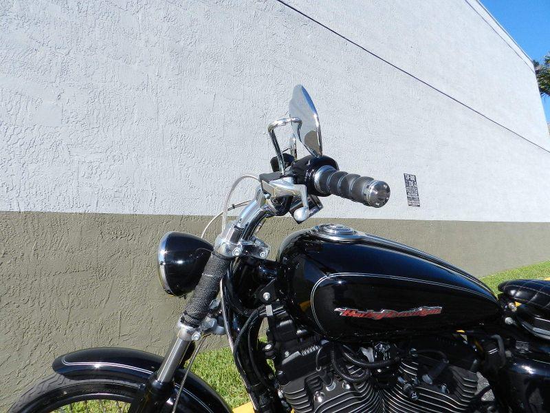 2006 Harley-Davidson Sportster 1200 Custom XL1200C Custom Bobber Must See  city Florida  MC Cycles  in Hollywood, Florida