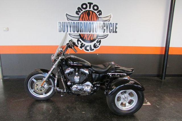 2006 Harley-Davidson Sportster® 1200 Custom Arlington, Texas 26