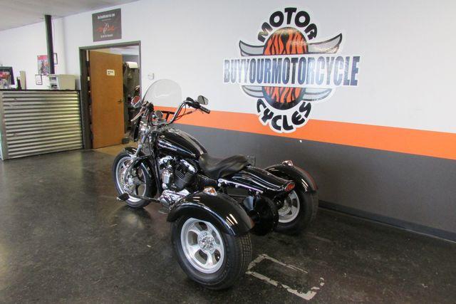 2006 Harley-Davidson Sportster® 1200 Custom Arlington, Texas 28