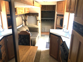 2006 Holiday Rambler Camper-A MUST SEE!! 1 SLIDE OUT!!  SLEEP'S 4!! LOADED!! Knoxville, Tennessee 14