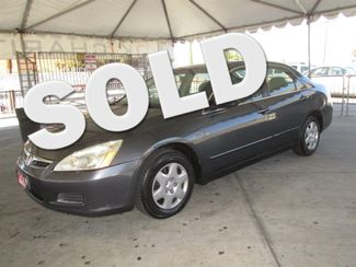 2006 Honda Accord LX Gardena, California