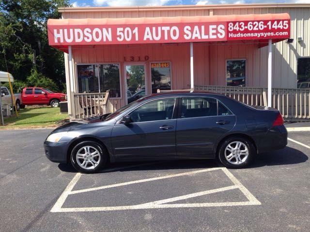 2006 Honda Accord LX SE | Myrtle Beach, South Carolina | Hudson Auto Sales in Myrtle Beach South Carolina