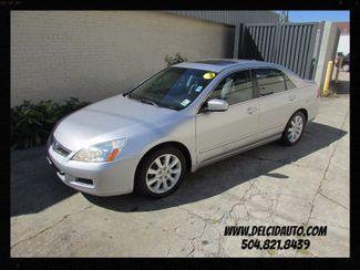 2006 Honda Accord EX-L V6, Leather! Sunroof! Clean CarFax! New Orleans, Louisiana