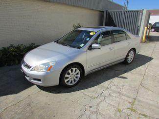 2006 Honda Accord EX-L V6, Leather! Sunroof! Clean CarFax! New Orleans, Louisiana 1