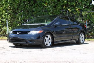 2006 Honda Civic EX with NAVI Hollywood, Florida 14