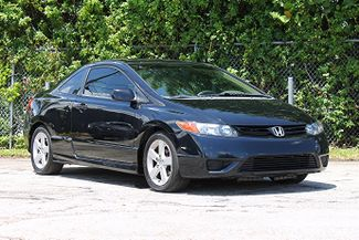2006 Honda Civic EX with NAVI Hollywood, Florida 1