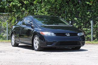 2006 Honda Civic EX with NAVI Hollywood, Florida 21
