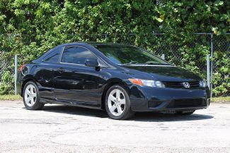 2006 Honda Civic EX with NAVI Hollywood, Florida 41
