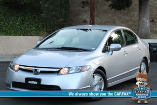 2006 Honda CIVIC HYBRID SEDAN  AUTOMATIC A/C POWER WINDOWS SERIVCE RECORDS! Woodland Hills, CA