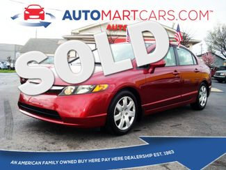 2006 Honda Civic LX | Nashville, Tennessee | Auto Mart Used Cars Inc. in Nashville Tennessee