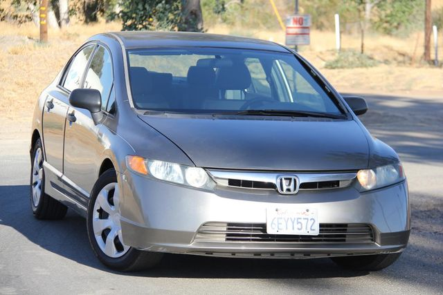 2006 Honda Civic DX Santa Clarita, CA 3