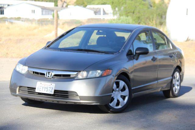 2006 Honda Civic DX Santa Clarita, CA 4