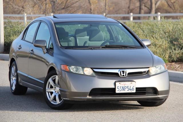 2006 Honda Civic EX Santa Clarita, CA 3