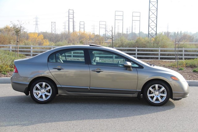 2006 Honda Civic EX Santa Clarita, CA 12
