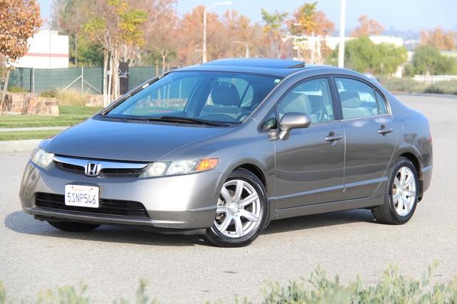 2006 Honda Civic EX Santa Clarita, CA 1
