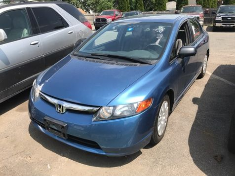 2006 Honda Civic DX in West Springfield, MA