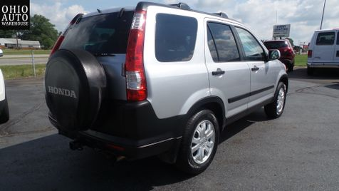 2006 Honda CR-V EX 4x4 Sunroof Clean Carfax We Finance | Canton, Ohio | Ohio Auto Warehouse LLC in Canton, Ohio