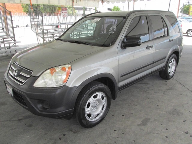 2006 Honda CR-V LX Please call or e-mail to check availability All of our vehicles are availabl