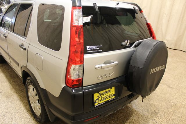 2006 Honda CR-V EX Roscoe, Illinois 8