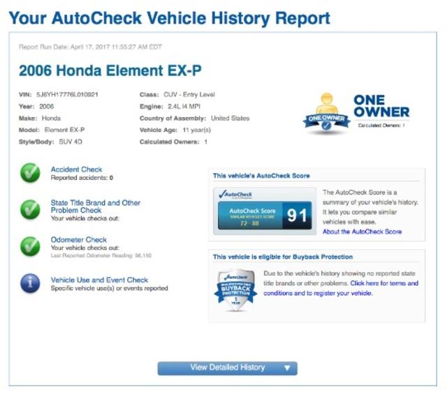 2006 Honda Element EX-P San Antonio , Texas 9