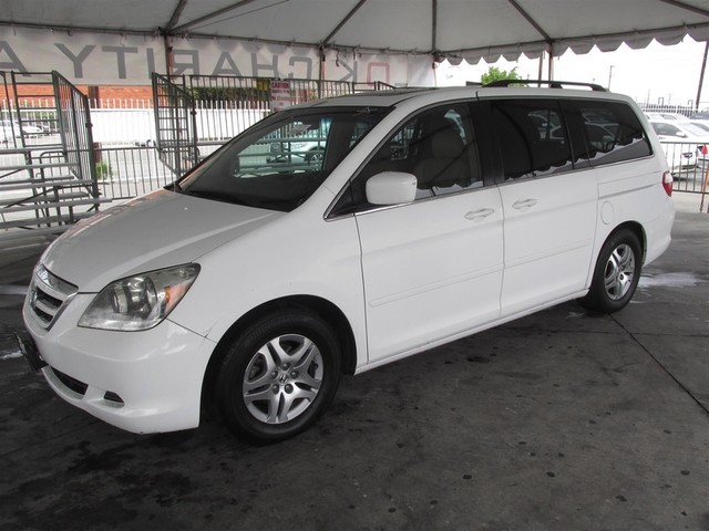 2006 Honda Odyssey EX-L This particular Vehicle comes with 3rd Row Seat Please call or e-mail to