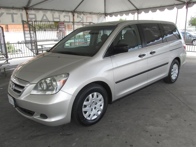 2006 Honda Odyssey LX This particular Vehicle comes with 3rd Row Seat Please call or e-mail to ch