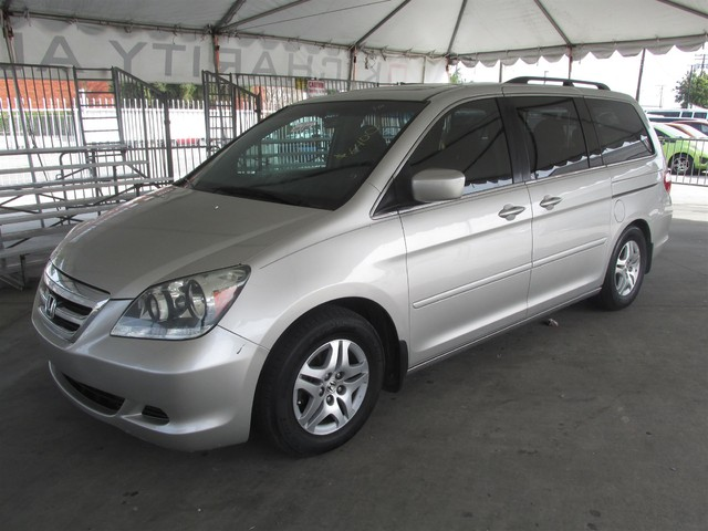 2006 Honda Odyssey EX-L This particular Vehicles true mileage is unknown TMU Please call or e-