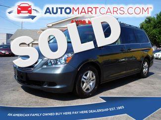 2006 Honda Odyssey EX-L | Nashville, Tennessee | Auto Mart Used Cars Inc. in Nashville Tennessee