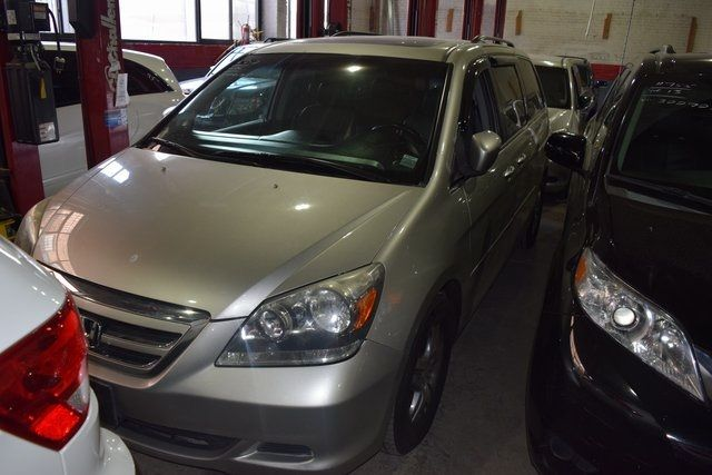 2006 Honda Odyssey EX-L Richmond Hill, New York 1