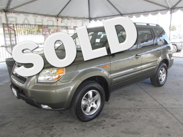 2006 Honda Pilot EX-L with NAVI This particular Vehicle comes with 3rd Row Seat Please call or e-