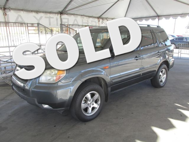 2006 Honda Pilot EX-L This particular Vehicle comes with 3rd Row Seat Please call or e-mail to ch