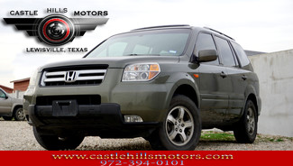 2006 Honda Pilot  **INCLUDES 2 YRS FREE MAINTENANCE** EX-L, Rear DVD, Hot Seats, Sunroof | Lewisville, Texas | Castle Hills Motors in Lewisville Texas