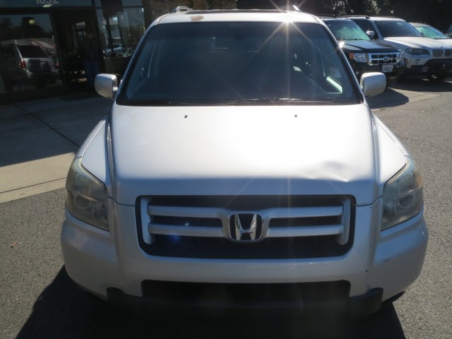 2006 Honda Pilot EX-L The CARFAX Buy Back Guarantee that comes with this vehicle means that you ca