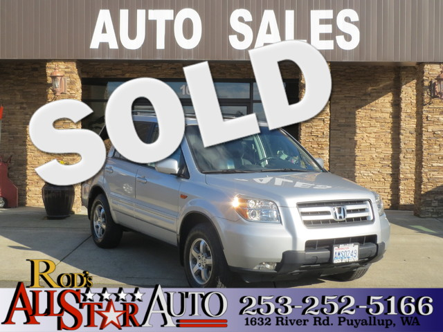 2006 Honda Pilot EX-L AWD The CARFAX Buy Back Guarantee that comes with this vehicle means that yo