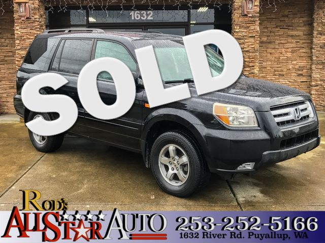 2006 Honda Pilot EX AWD This vehicle is a CarFax certified one-owner used car Pre-owned vehicles
