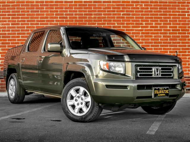 2006 Honda Ridgeline RTL with MOONROOF Burbank, CA 1