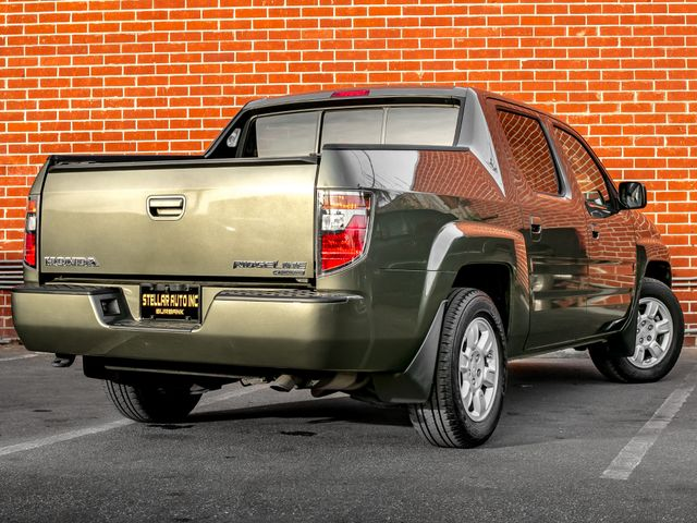 2006 Honda Ridgeline RTL with MOONROOF Burbank, CA 5