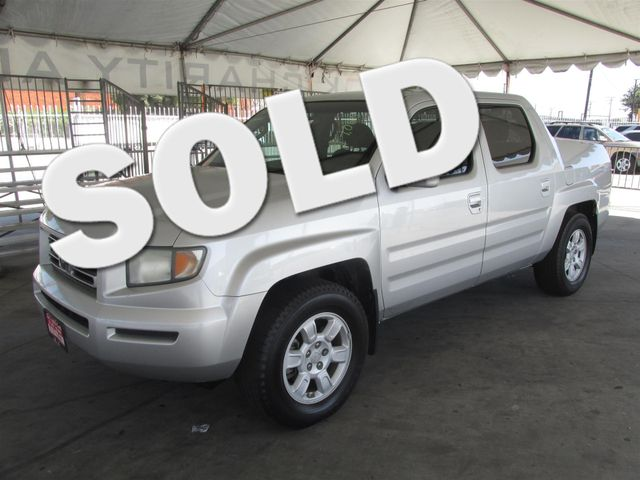2006 Honda Ridgeline RTS This particular Vehicles true mileage is unknown TMU Please call or e