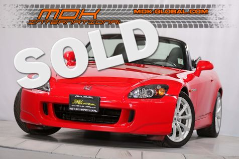 2006 Honda S2000 - New Top - only 69K miles in Los Angeles