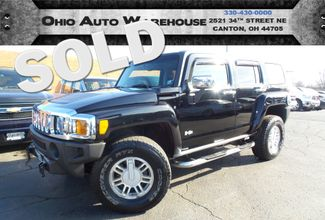 2006 Hummer H3 4x4 Leather Sunroof 1-Own Cln Carfax We Finance | Canton, Ohio | Ohio Auto Warehouse LLC in  Ohio