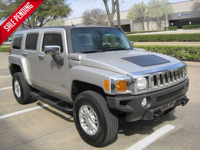 2006 Hummer H3 Luxury, Leather, Roof, 1Owner, Only 91k Miles Plano, Texas 0